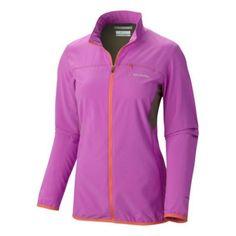 Veste de performance Dry Status de COLUMBIA/ COLUMBIA's Dry Status Jacket Columbia, Sport, Athletic, Zip, Jackets, Fashion, Woman Clothing, Down Jackets, Moda
