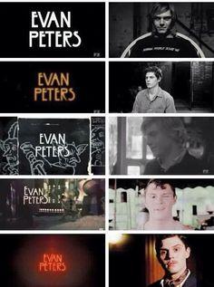 AHS//Evan's Characters