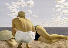 Alex Colville: Love in a Cold Climate - Canadian Art | a great article on Coville's retro at the Art Gallery of Ontario, but most of all on Colville's love story with his wife Rhoda portrayed through his life's work as the great love story told through Canadian art