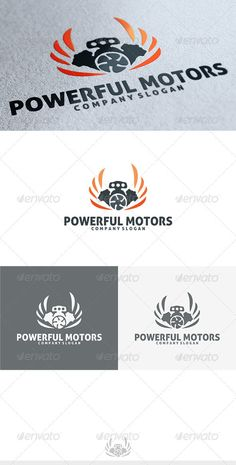 Powerful Logo #GraphicRiver Fully Editable Logo, AI, EPS, CDR, PNG files Used free font link in the zip folder Easy work and good luck Don't forget to rate if you like it! You bought a logo, but You cannot configure it the way you would like? I can do it for You. Customization means that you have the logo in which you want to change such as font, color, or non conceptual change some elements, convert to black/white version. Maybe you need exclusive logo? Also in my portfolio you can find…