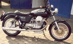 Moto Guzzi 1000 Sp Silvio