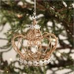 Floral Jewel Brooch Ornament | Bethany Lowe