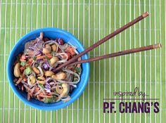 Summer Asian Noodle Salad