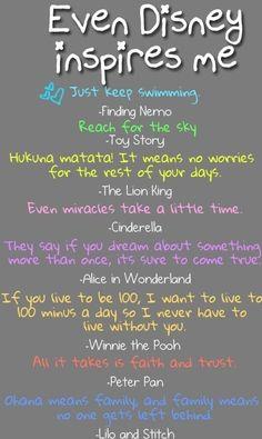 .best Disney quotes