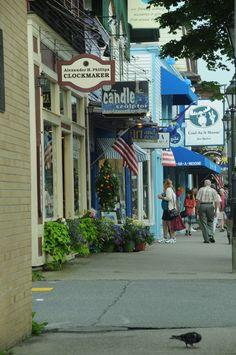 Bar Harbor, Maine (July 2014)