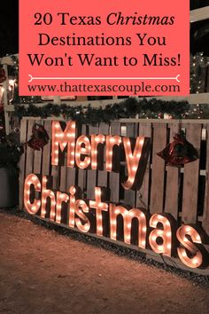 20 Texas Christmas Destinations You Won't Want to Miss Texas is never short on things to do, and that includes holiday celebrations. Check out this list of 20 Texas Christmas Destinations You Won't Want to Miss! Romantic Holiday Destinations, Christmas Destinations, Travel Destinations, Romantic Vacations, Christmas Travel, Holiday Travel, Christmas In Texas, Beach Holiday, Christmas Trips