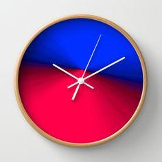 Re-Created Pt. SIXTEEN Wall Clock by Robert S. Lee - $30.00