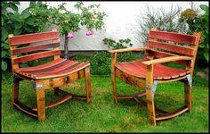 Barrel Concepts Wine Barrel Furniture Chairs Wine Barrel Tables