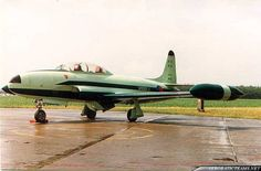 The Whiskey Four aerobatic display team was formed in 1956 at the RNLAF's Woensdrecht Air Base Gloster Meteor, Training School, Pilots, Netherlands, Whiskey, Air Force, Fighter Jets, Aviation, Aircraft