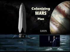 Elon Musk  Plan to Colonizing Mars │67th International Astronautical Con...