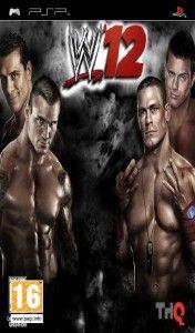 WWE 12 PSP iso