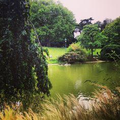 Parc Montsouris, París