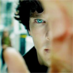 Benedict's eyes are literally the most beautiful <3