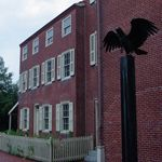 Did you know there is an Edgar Allan Poe National Historic site in Philadelphia? It's where Edgar Allen Poe lived for six years. It's located at 532 North Seventh St, Philadelphia.