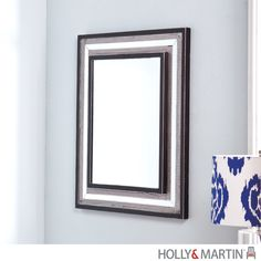 Holly & Martin Bamburgh Decorative Mirror|yourstylefurnishings.com