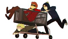 """Well shit, I found my new favourite picture """"TWEEK HOLD ON TIGHT BABE, CYLDE FALL OUT OKAY YOU BASTARD"""""""