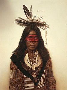 Native Thought When we were created, we were given our ground to live on, and from this time these were our rights.
