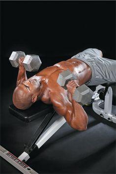 Build a Massive Chest Workout Routine | Men's Fitness