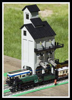 lego coaling tower