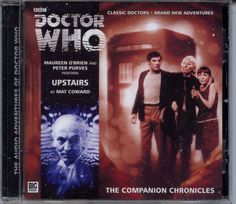 Dr Doctor Who The Companion Chronicles Upstairs Audio CD MINT 1st Dr