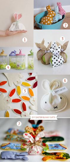 Full step by step tutorial on creating these darling quick and easy diy easter bunny treats and gifts negle Gallery