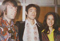 Chuck Norris, Bruce Lee y Nora Miao