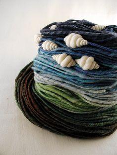 This corespun yarn is genius.