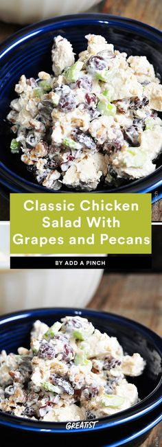 Classic recipes without a little something special. #greatist https://greatist.com/eat/easy-summer-salads-from-add-a-pinch