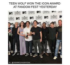 Congrats Teen Wolf ✨