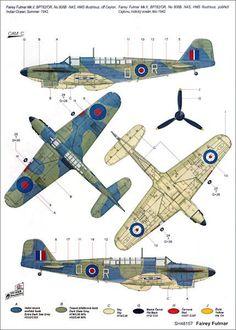 Fairey Fulmar Mk.I II