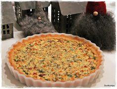 Suvikumpu: Lohipiirakka Joko, Calzone, Quiche, Pie, Breakfast, Desserts, Torte, Morning Coffee, Tailgate Desserts