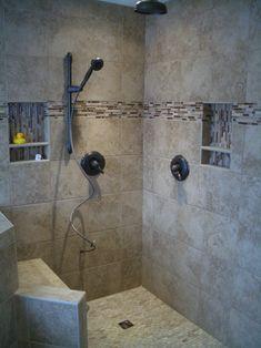 Bathroom Shower Tile | master bathroom shower remodel in fort collins the existing shower ...