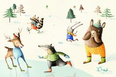 Children's Portfolio - Holly Clifton-Brown