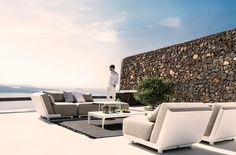 Italian outdoor furniture miami awesome for modular garden sofa modern ideas . Outdoor Cushions, Outdoor Fabric, Outdoor Seating, Outdoor Rooms, Outdoor Sofa, Outdoor Decor, Outdoor Furniture Design, Garden Furniture, Garden Sofa
