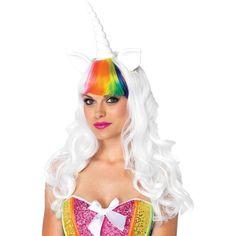 Rainbow Unicorn Pride Animal Fancy Dress Accessory NEW Ears /& Tails