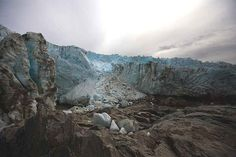 Greenland Ice Sheet Melting Faster - The Greenland ice sheet is melting quicker than anyone previously thought. A new estimate lowers the amount of heat necessary, and thus the time needed, to melt the Greenland ice sheet, according to Nature Climate Change.