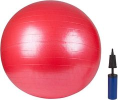 50 Inches Sportime Ultimax Pushball Therapy Ball Light Green