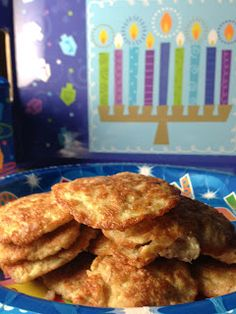 http://tiforoafood.blogspot.com/2012/12/healthy-oatmeal-latkes-and-chanukah.html