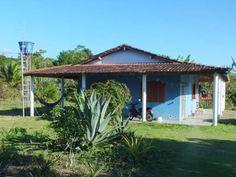 Linda Fazenda - Sitio em Trancoso (5km) com casa em boas condições. Poço artesenal, pomar, energia elétrica instalada.