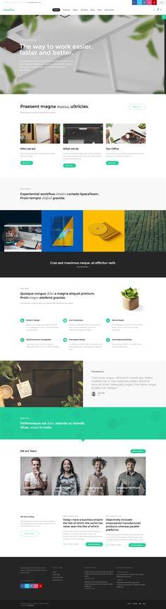 Creativa - Ultimate Multi-Purpose WordPress Theme, Corporate