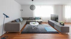 Vermietung einer luxuriösen Wohnung in Zug. Vermietung in Zug, Horgen und Zürich. Immobiliendienstleister www.lungland.ch