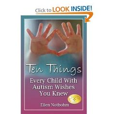 a must- have for anyone that loves or works with a person with autism