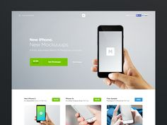 iPhone 6 Mockuuups by David Stefanides