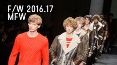 Neil Barrett Fall/Winter 2016.17 | Milano Moda Uomo