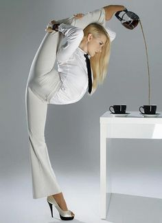 crispyclicks » Blog Archive Most flexible girl in the world
