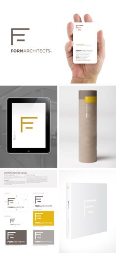 Form Architects Branding | Tribe | design and branding