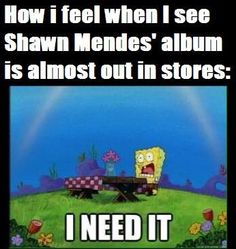 TRUE except I usually buy it on Itunes so I can bring it EVERYWHERE and listen to it ALL the time