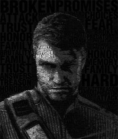 Gamepro Splinter Cell Cover - Gui Borchert, Creative Director - Because more is more. Splinter Cell Conviction, Tom Clancy's Splinter Cell, Pyramid Head, Jason Bourne, Nerd Art, True Nature, Video Game Characters, Creative Director, Game Art