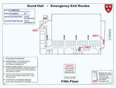 gund hall floor plan - Google Search