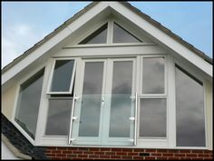 Balcony doors by NBS Windows